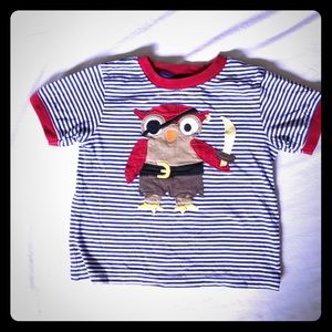 Pirate 🏴☠️ owl 🦉 tee!!